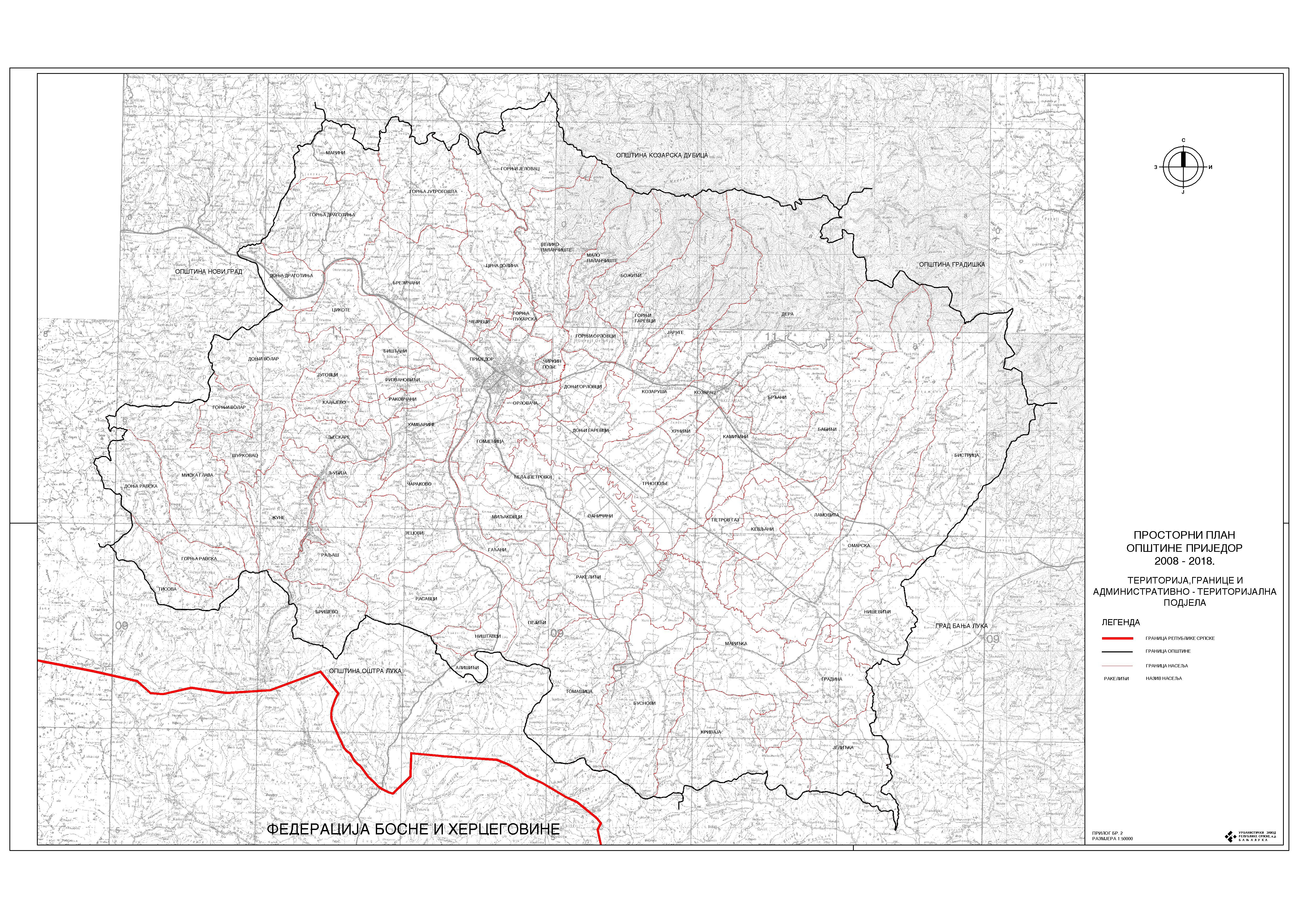 City Of Prijedor Geographic Position Prijedorgrad Org